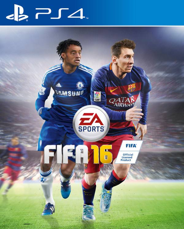 FIFA 16 Cover Star - Latin America