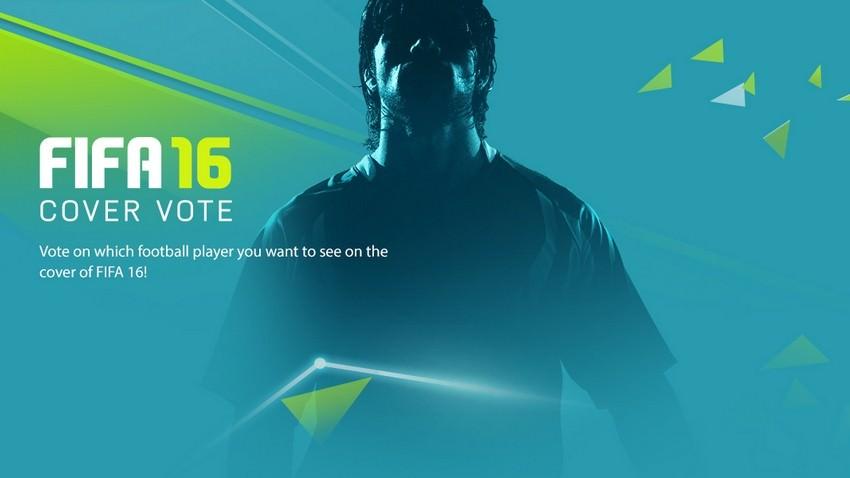 Vote for FIFA 16 Cover Stars