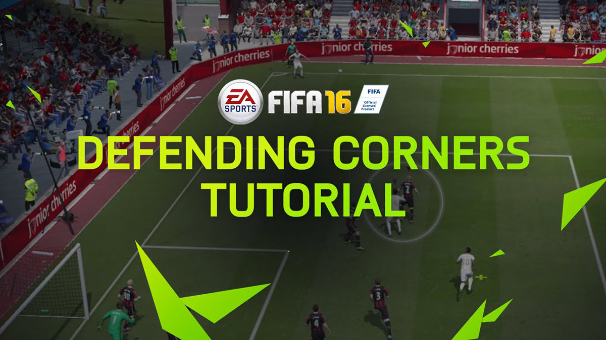 FIFA 16 Tips – Defending Corners