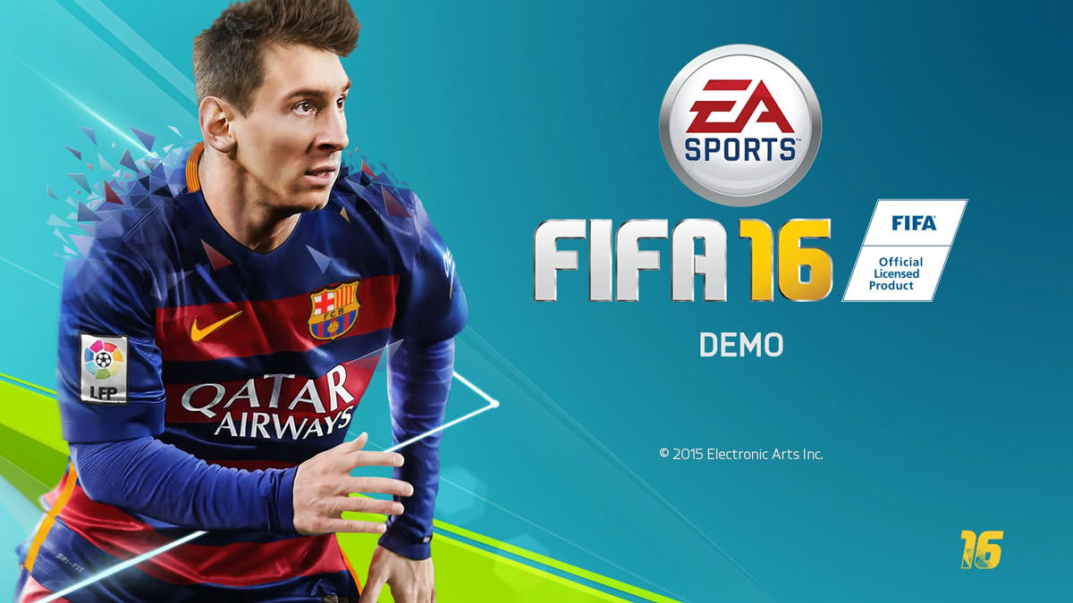 FIFA 16 Demo Download