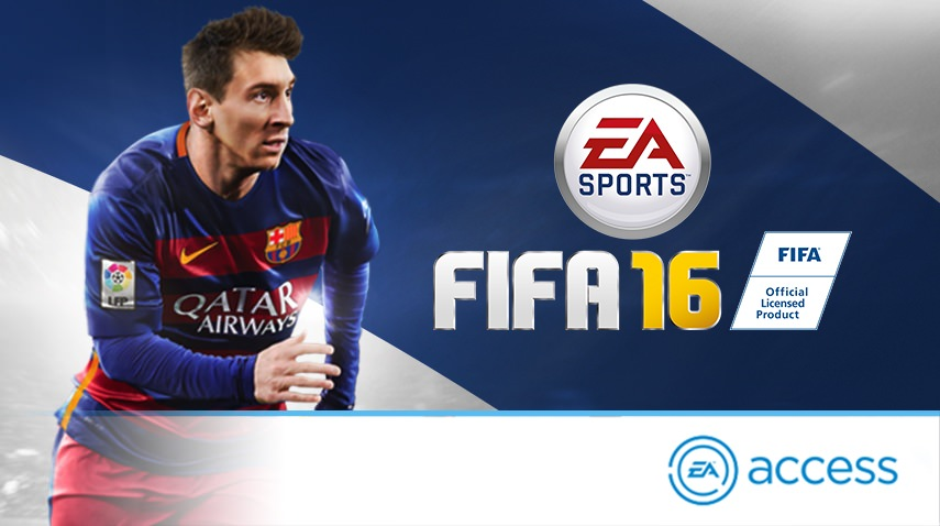 FIFA 16 EA Access – 10 Hours Earlier Access Before Release