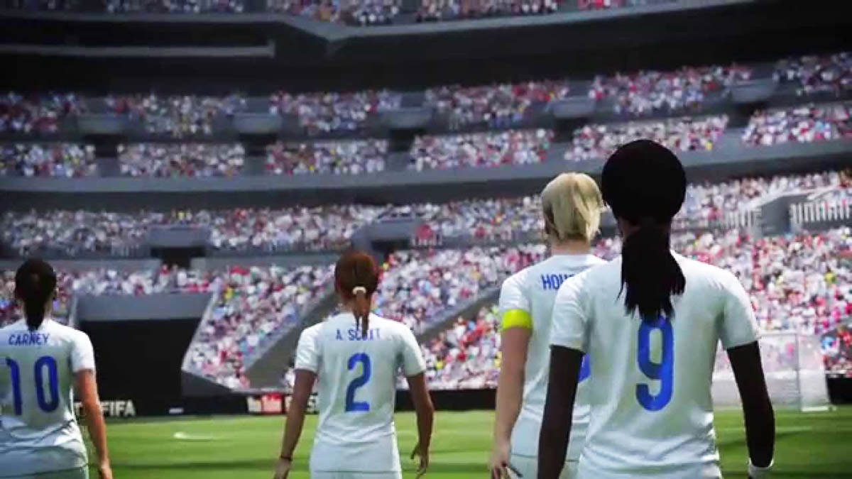 FIFA 16 Trailer – England Womens