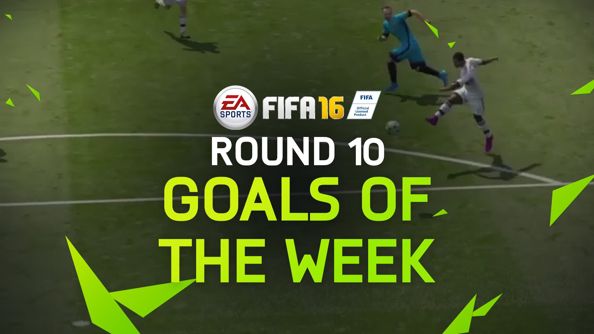 FIFA 16 Goals of the Week 10