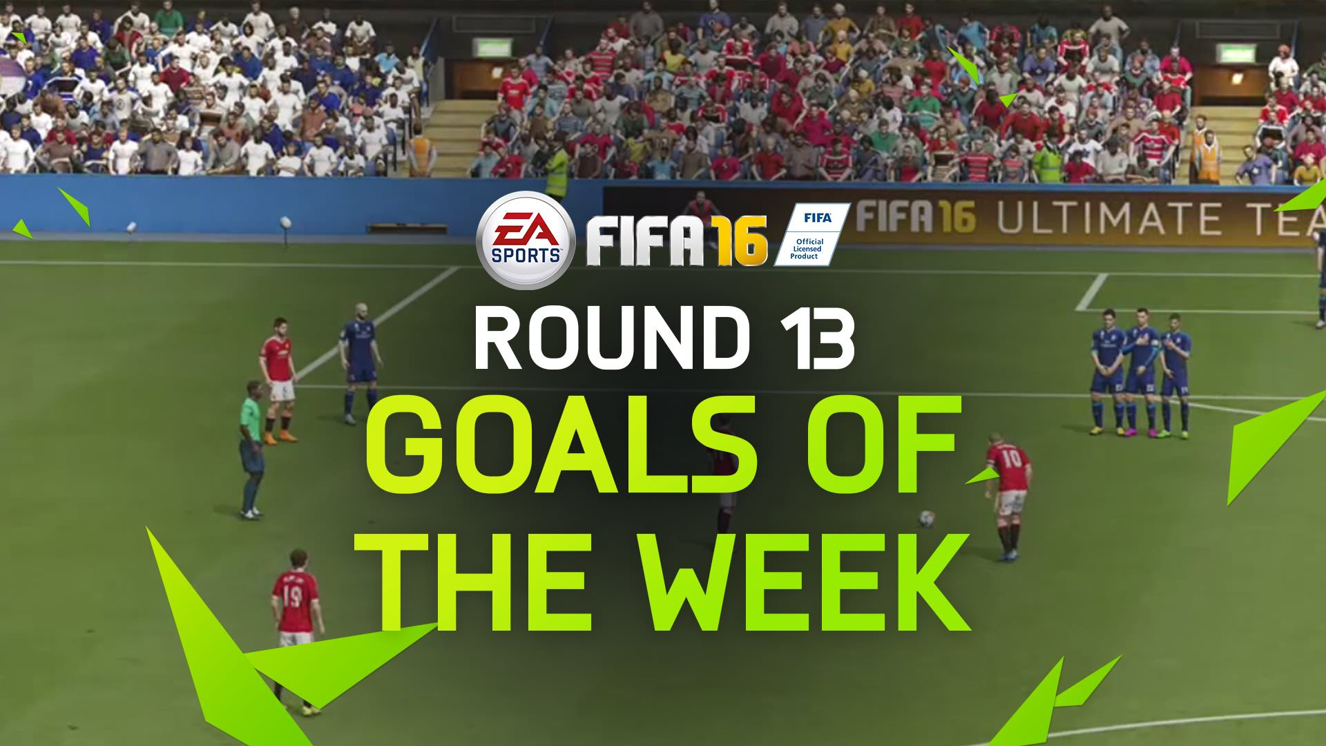 FIFA 16 Goals of the Week 13