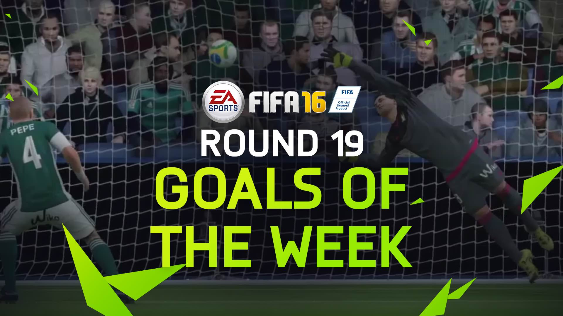 FIFA 16 Goals of the Week 19
