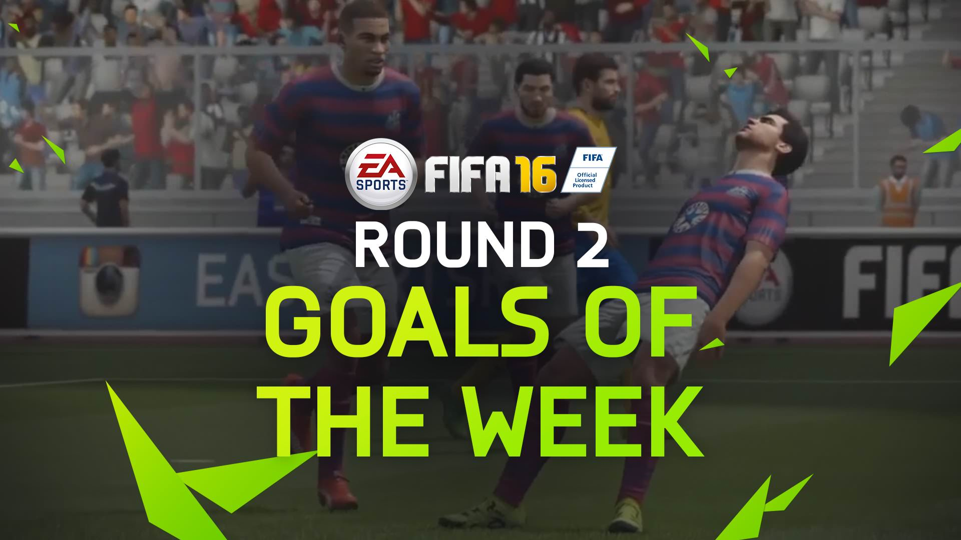 FIFA 16 Goals of the Week 2