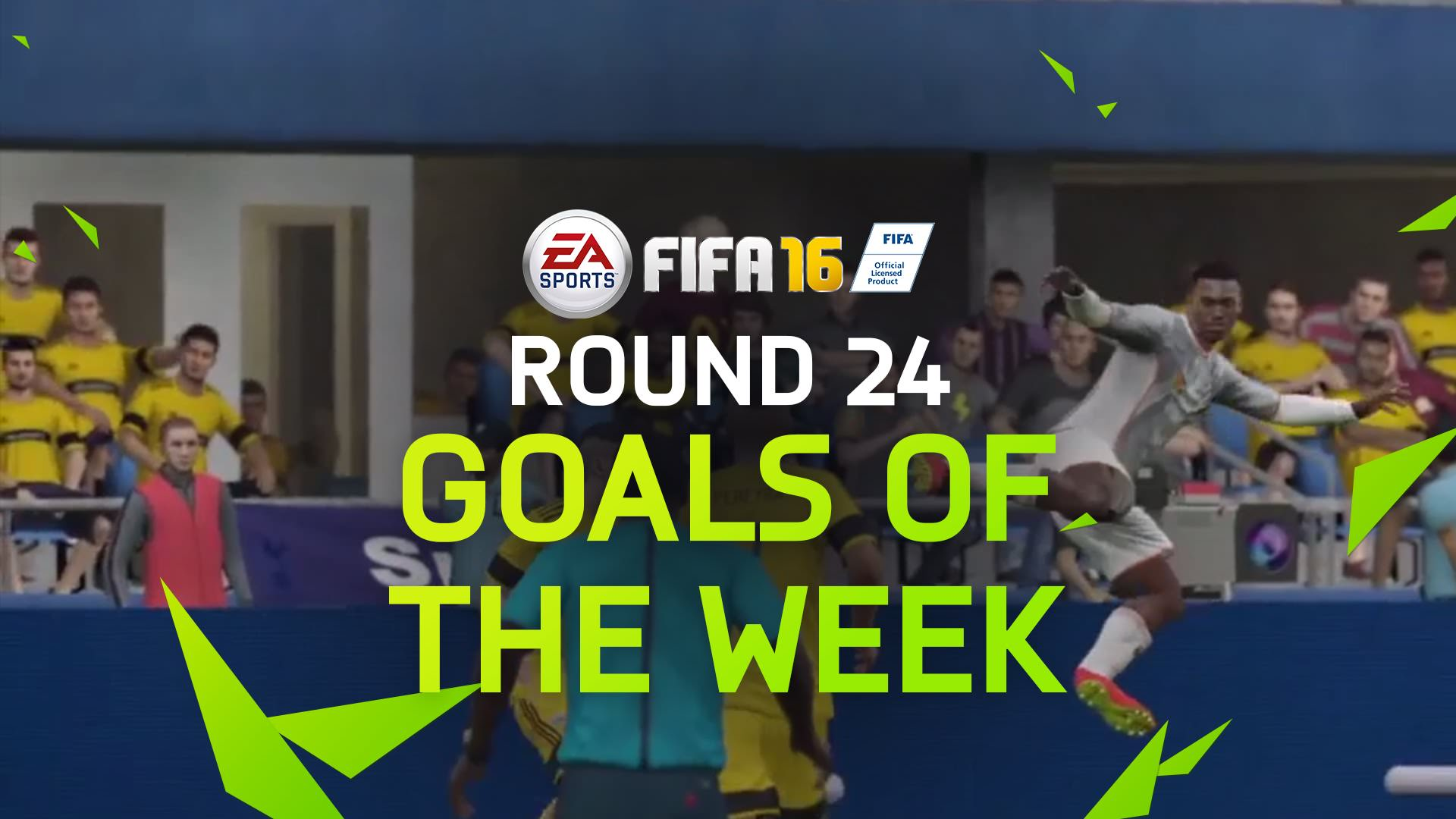 FIFA 16 Goals of the Week 24