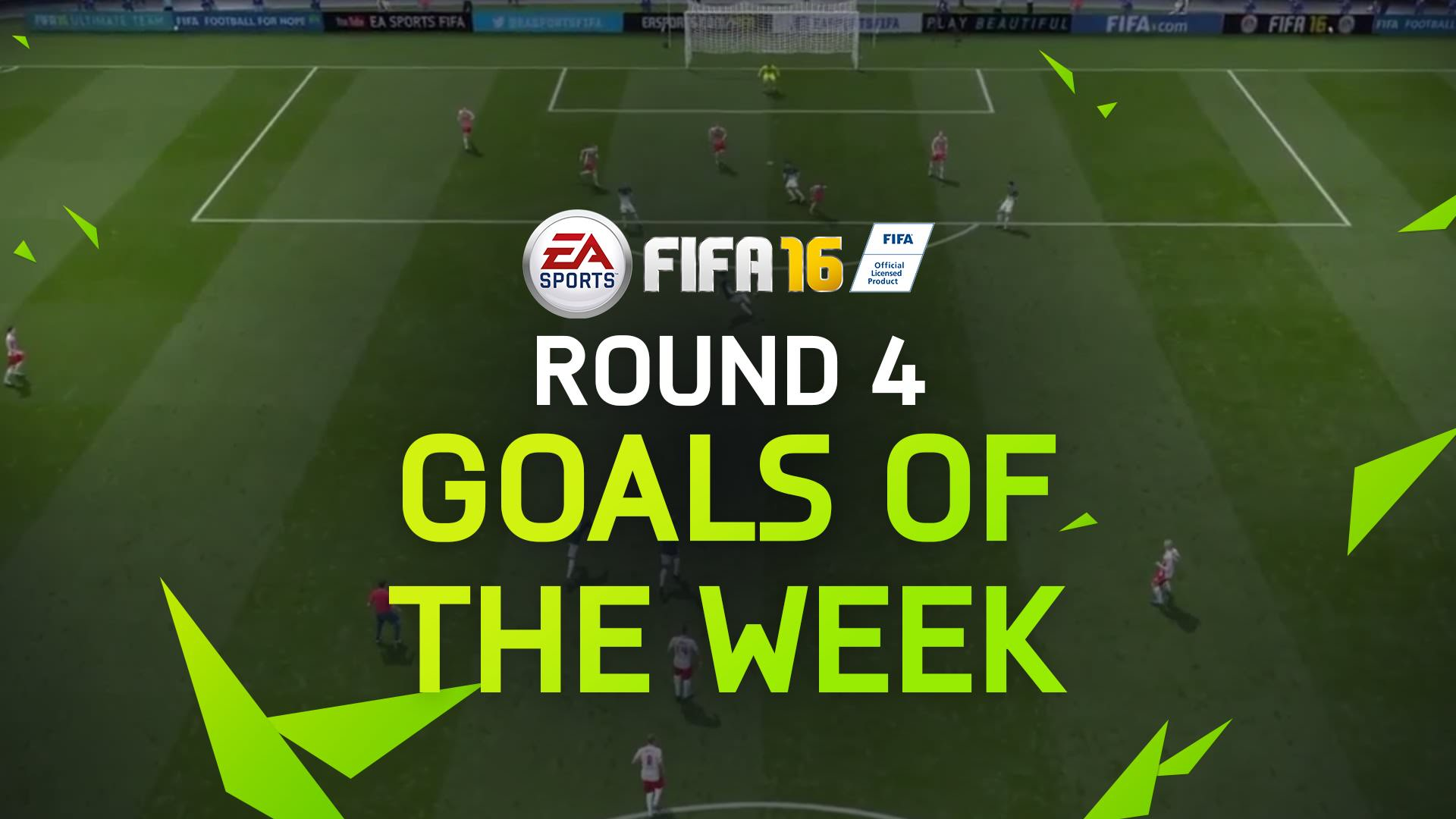 FIFA 16 Goals of the Week 4