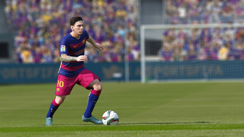 FIFA 16 Screenshots – gamescom
