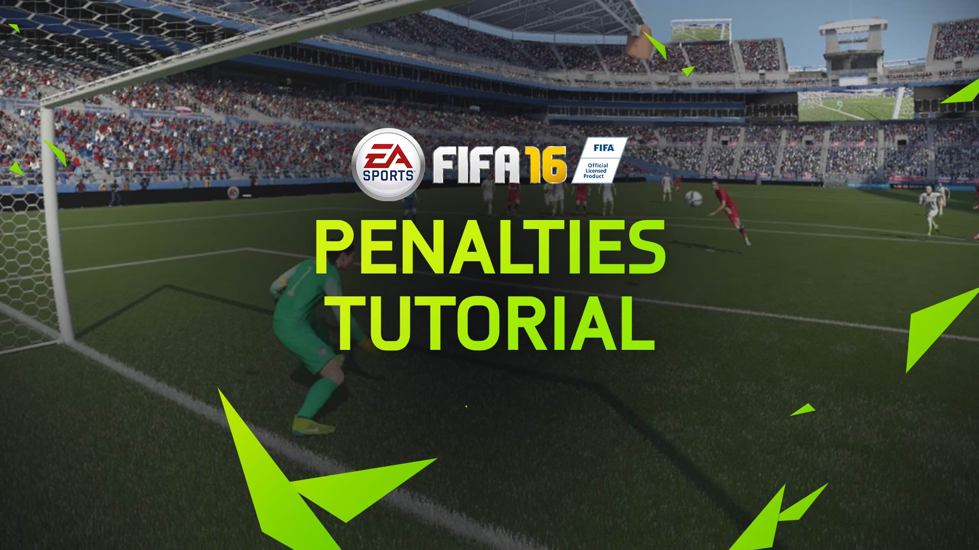 FIFA 16 Tips – Penalties