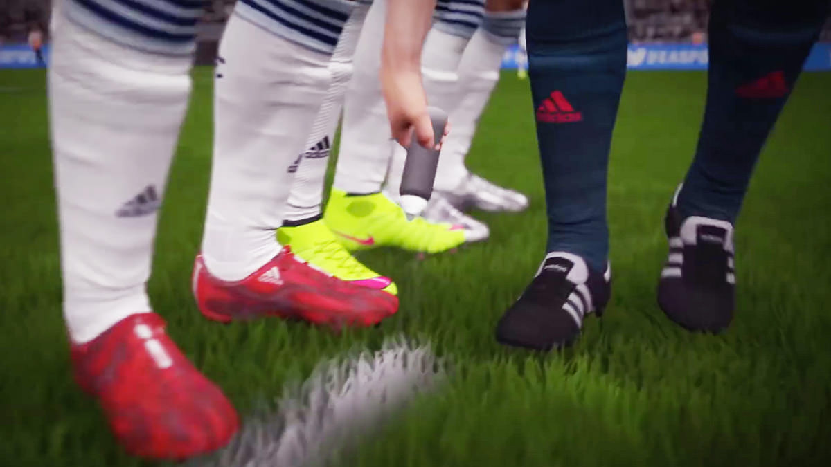FIFA 16 Vanishing Spray