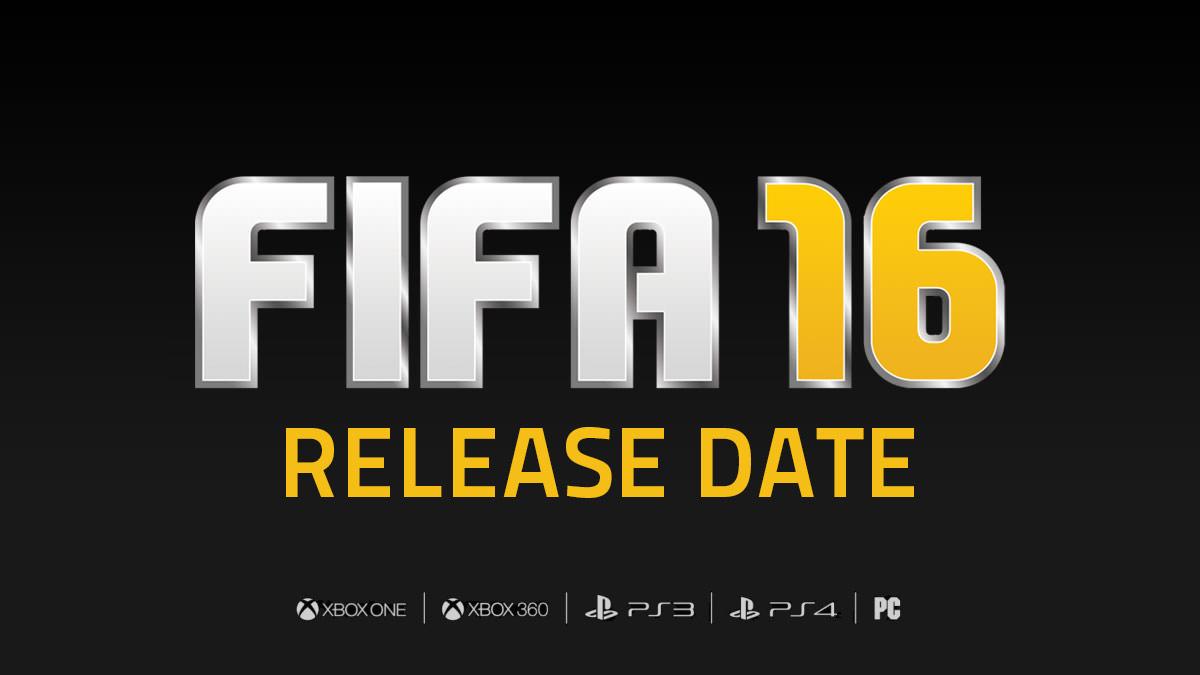 fifa 16 release