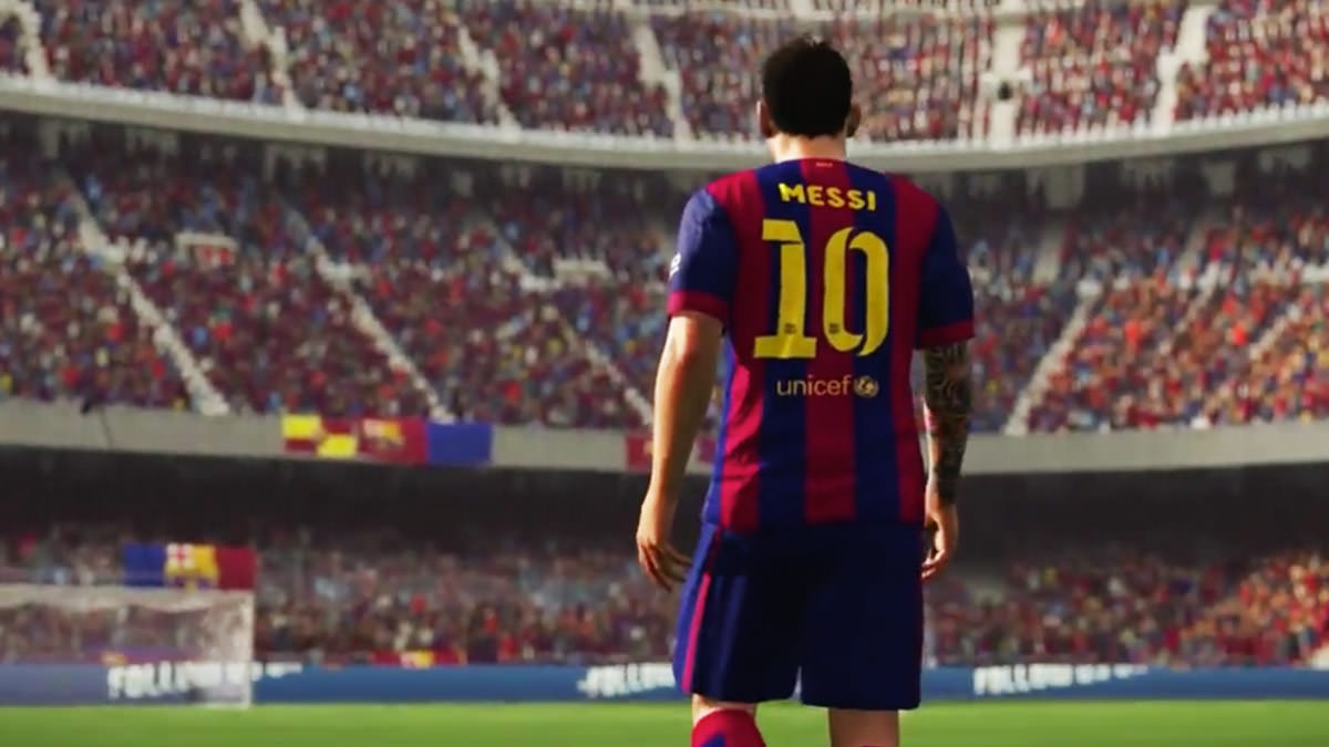 Get Ready for FIFA 16 Announcement on Monday