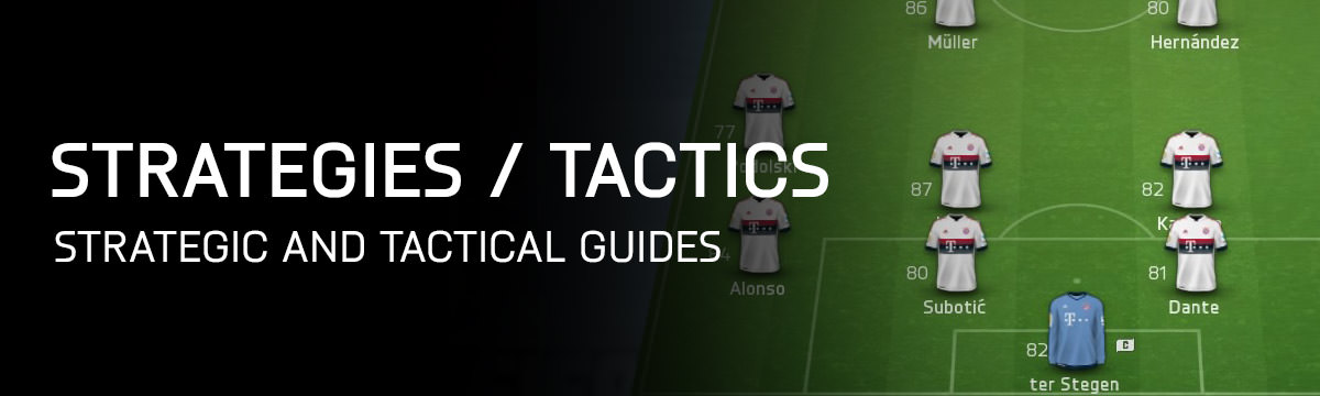 FIFA 16 Strategy Tutorial