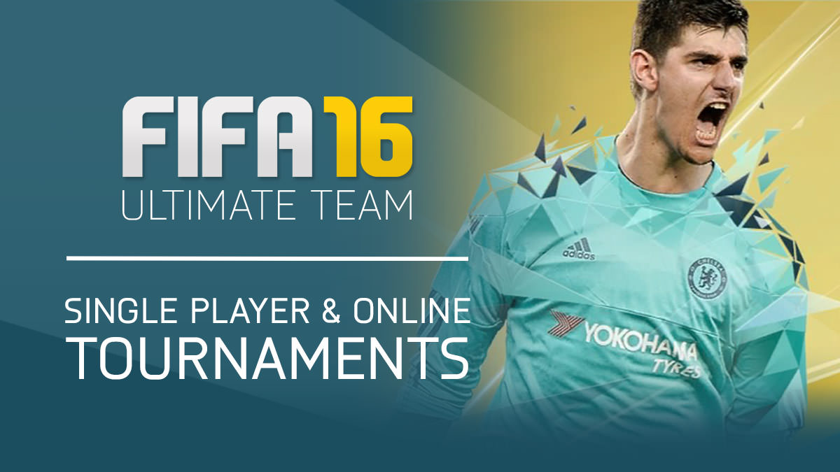 FIFA 16 Ultimate Team Tournaments