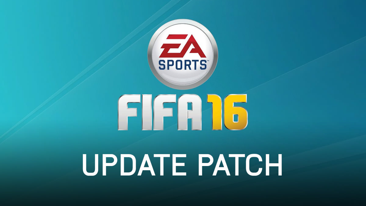 FIFA 16 Second Update