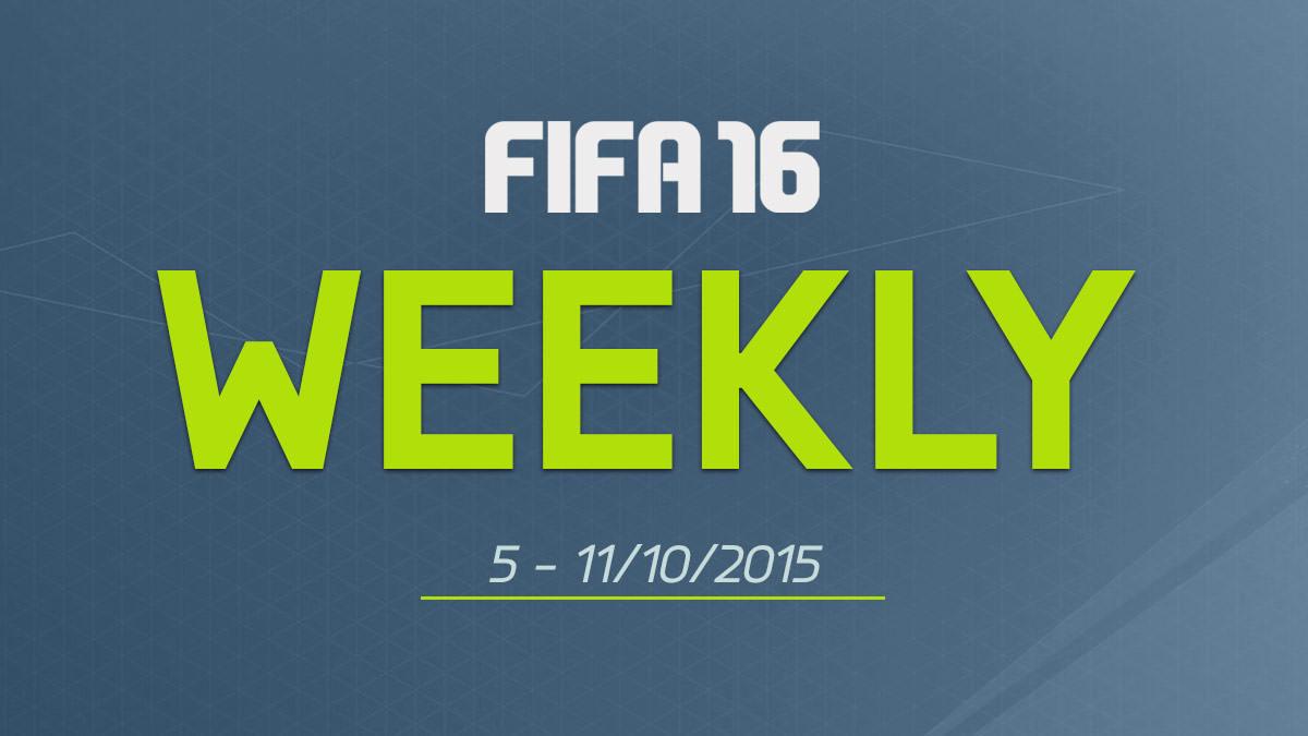 FIFA 16 Weekly – 3