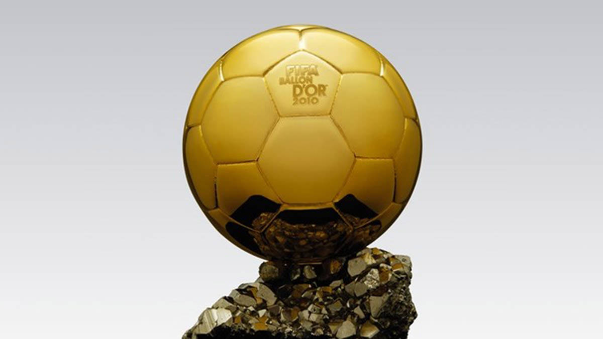 FIFA 16 Ball d'Or