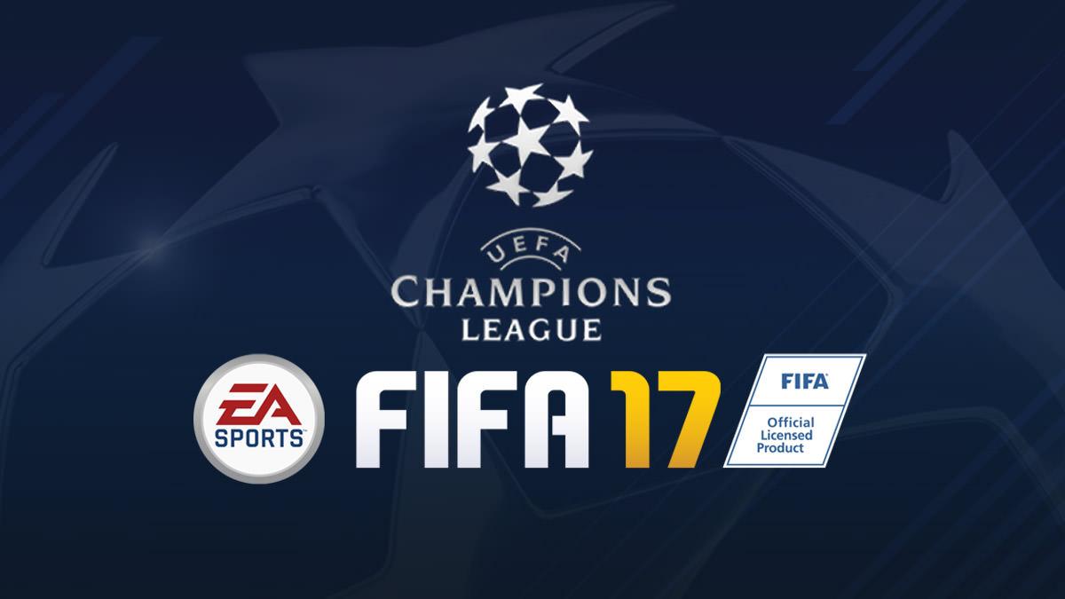 fifa 17 champions league