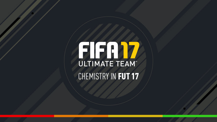 FIFA 17 – How the Chemistry Works in FUT