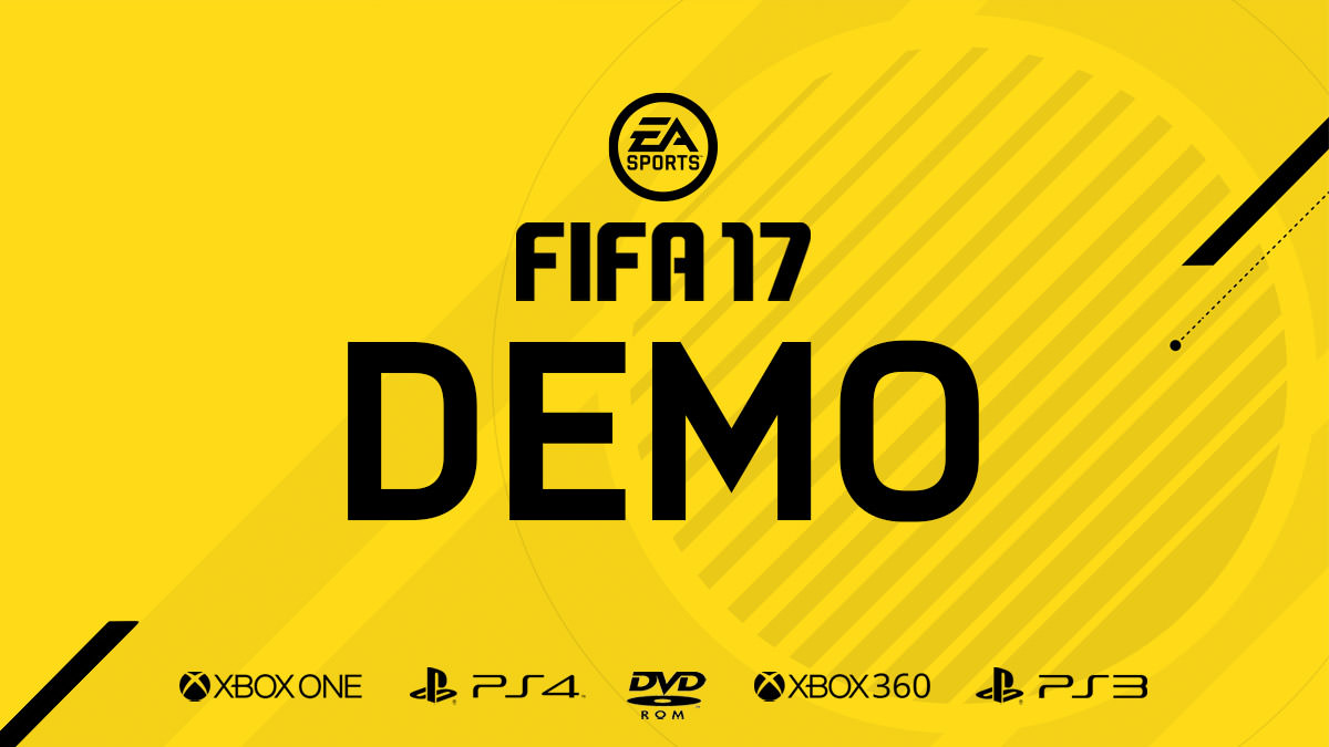 FIFA 17 Demo – Information from Gamescom