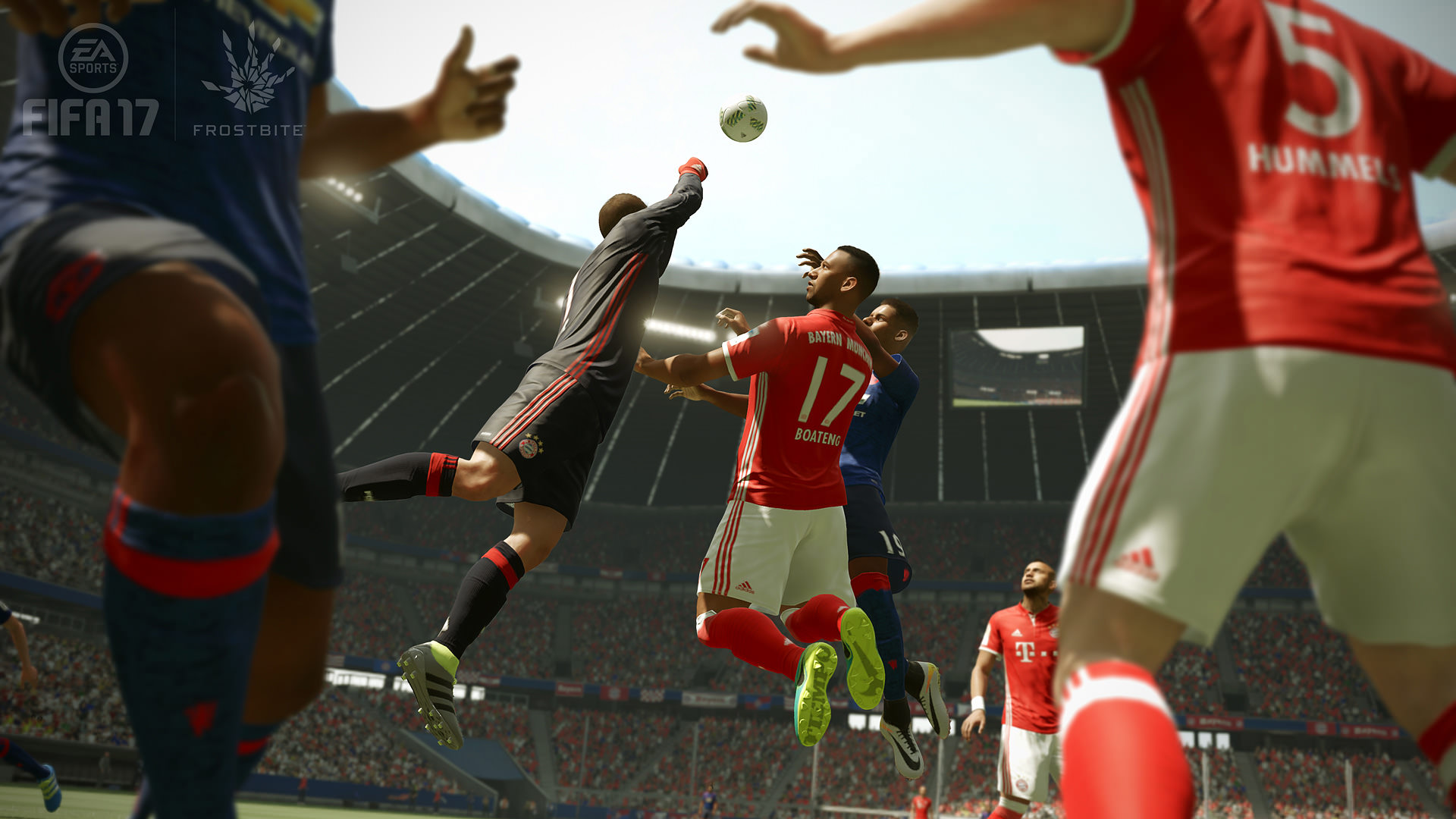 FIFA 17 – EA Partnership with FC Bayern Munich