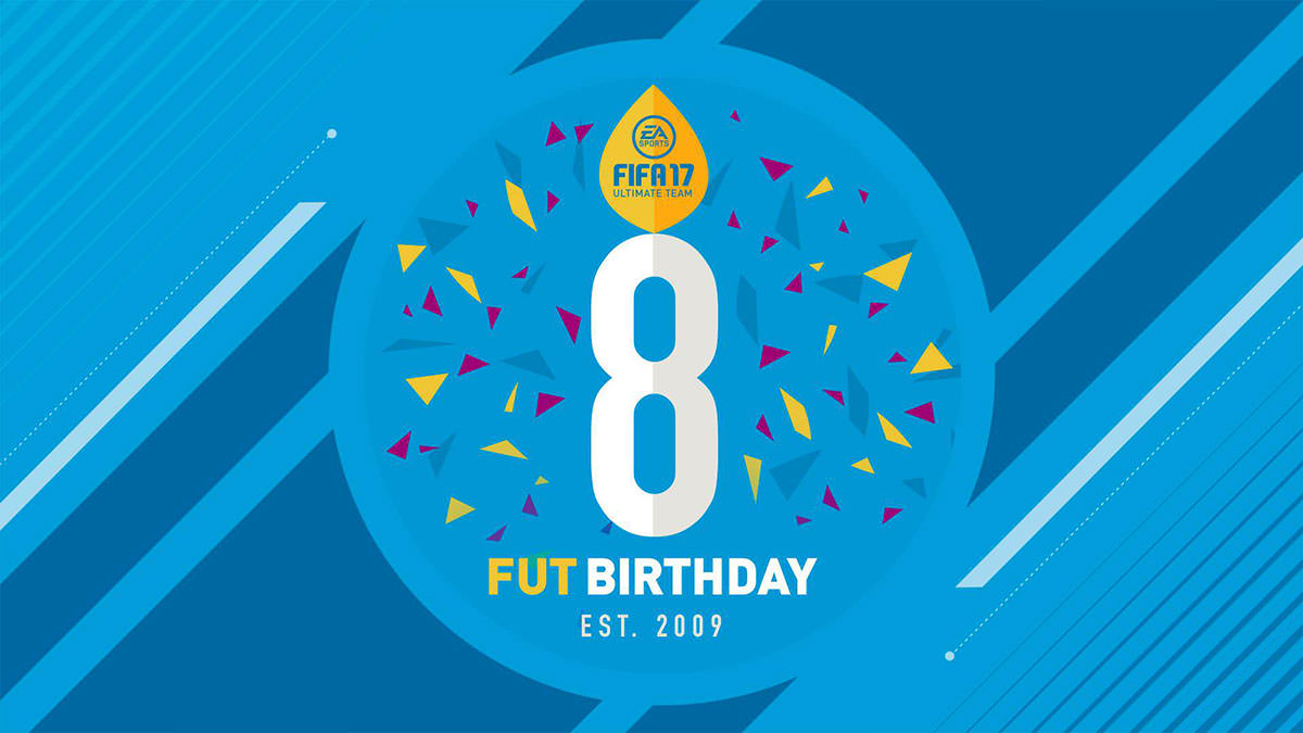 FIFA 17 FUT Birthday