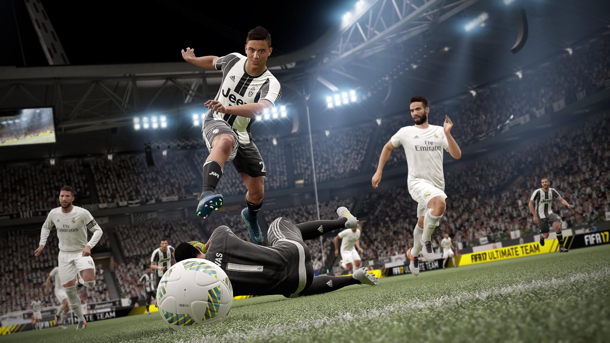 FIFA 17 Screenshots FIFPlay
