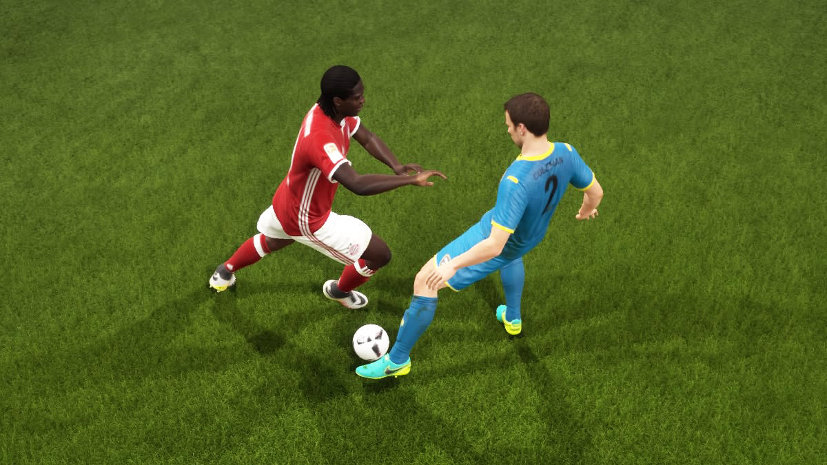 FIFA 17 Man to Man Defending