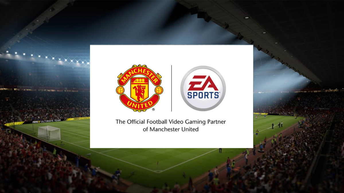 FIFA 17 – EA Partnership with Manchester United