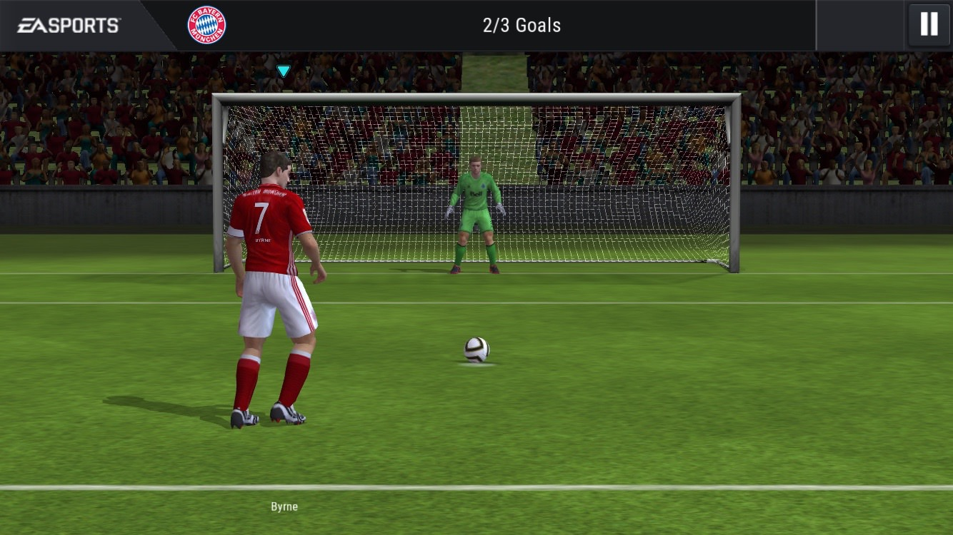 FIFA Mobile Penalty