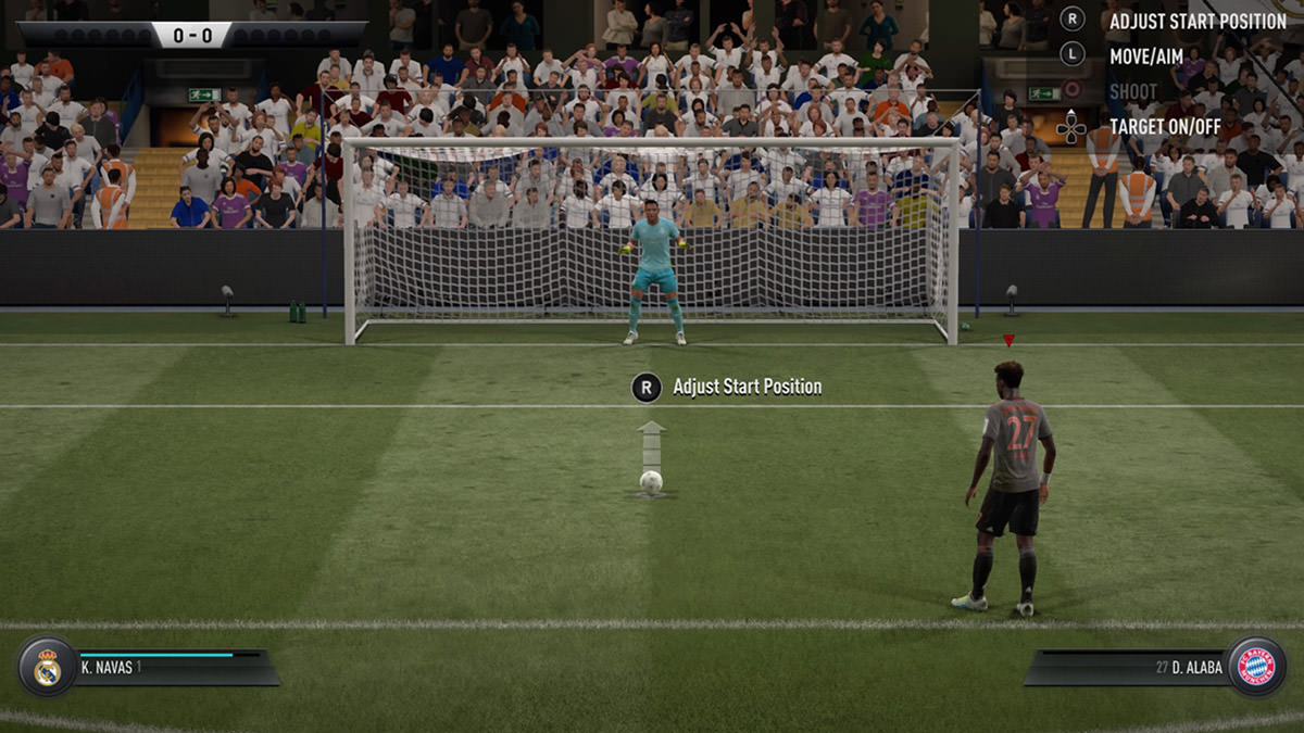FIFA 17 Penalties Tutorial
