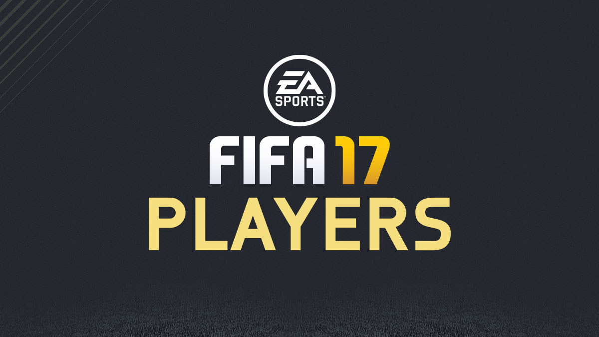 FIFA 17 Players