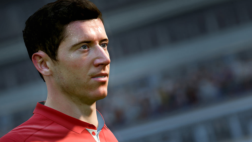FIFA 17 Robert Lewandowski