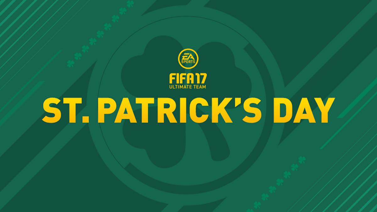 St. Patrick's Day FIFA 17