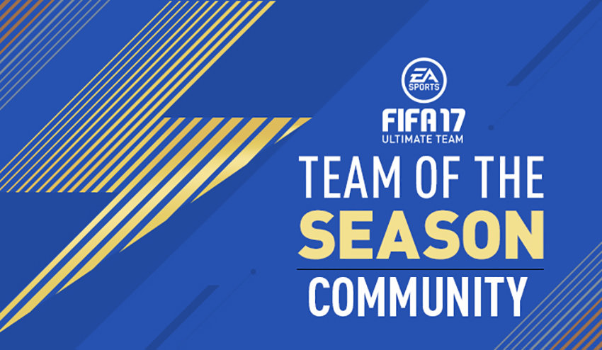 FIFA 17 Team of the Season – Community Squads