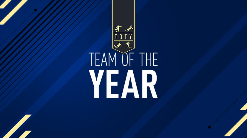 FIFA 17 Team of the Year