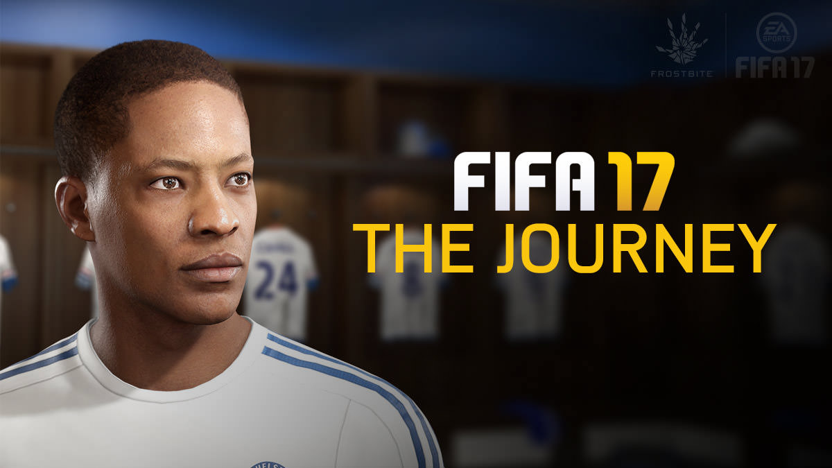 FIFA 17 – The Journey