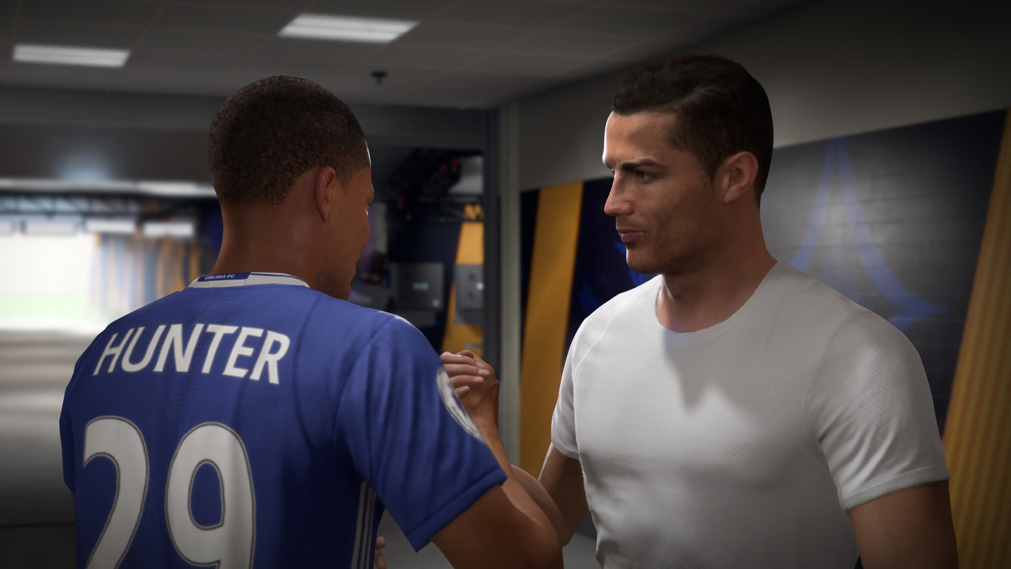FIFA 18 The Journey Screenshot