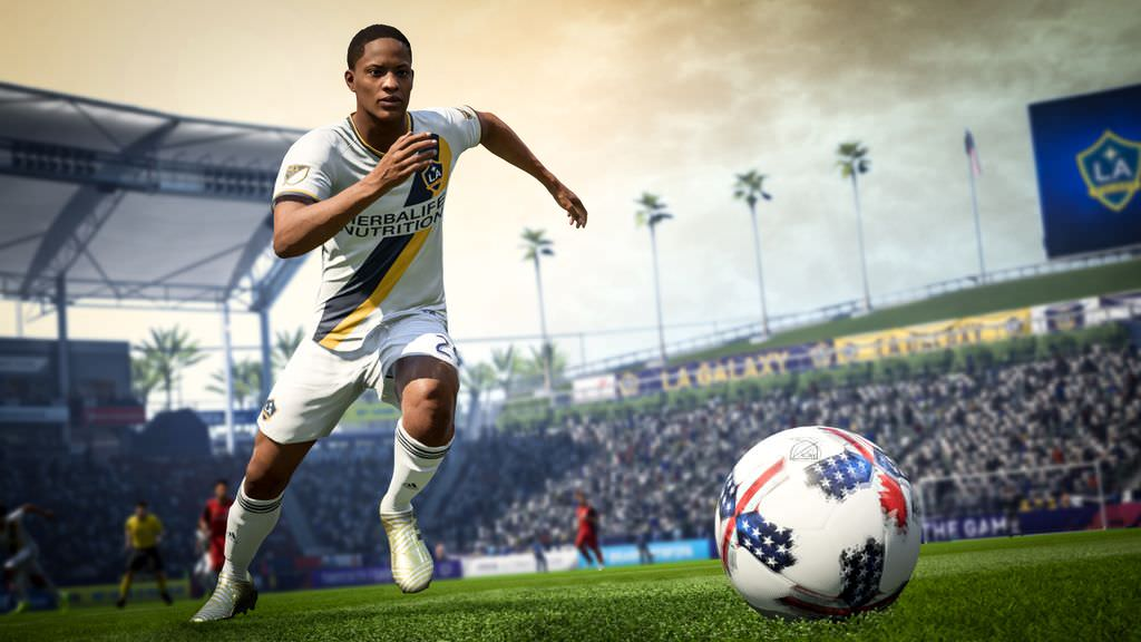 Alex Hunter LA Galaxy