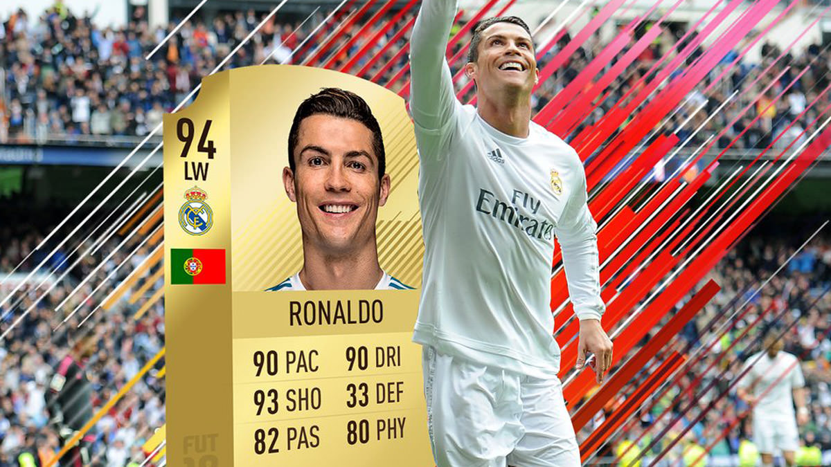 Cristiano Ronaldo – The Best Player in FIFA 18