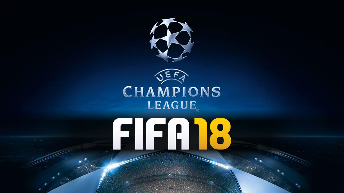 How to Play the UEFA Champions League in FIFA 18