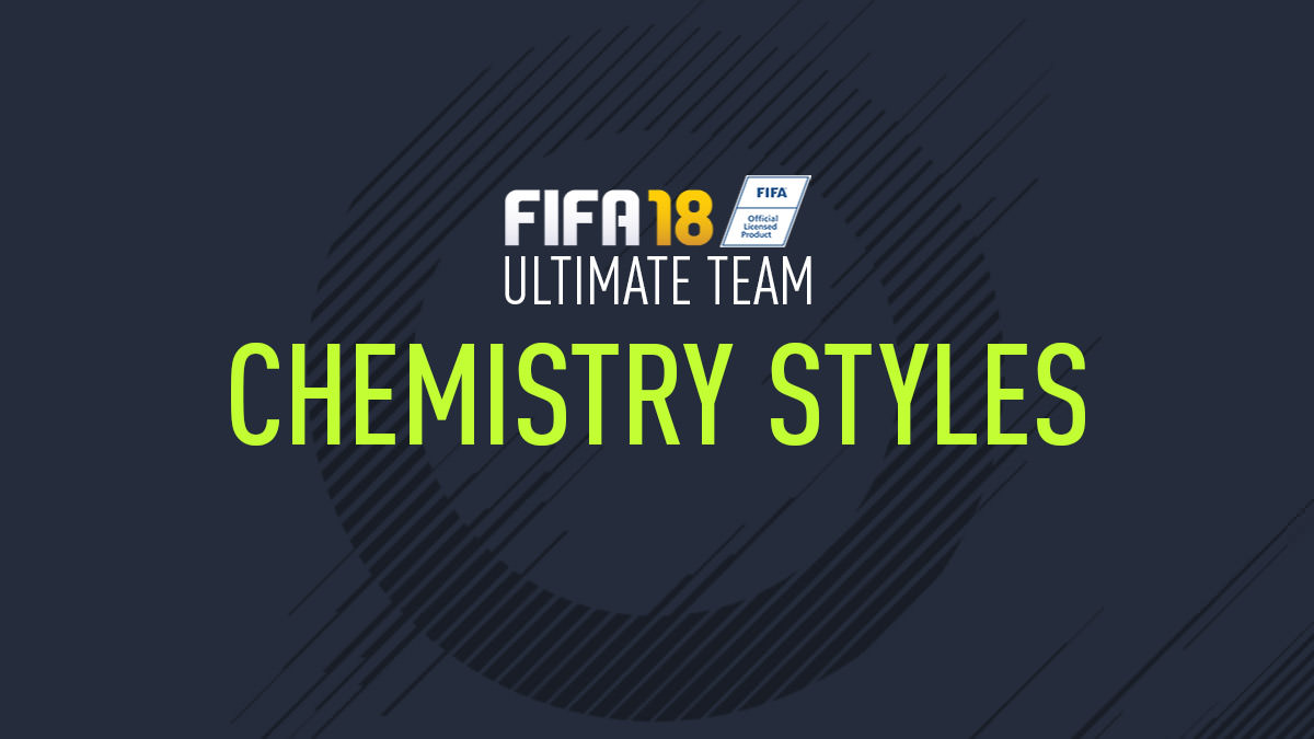 FIFA 18 Chemistry Style