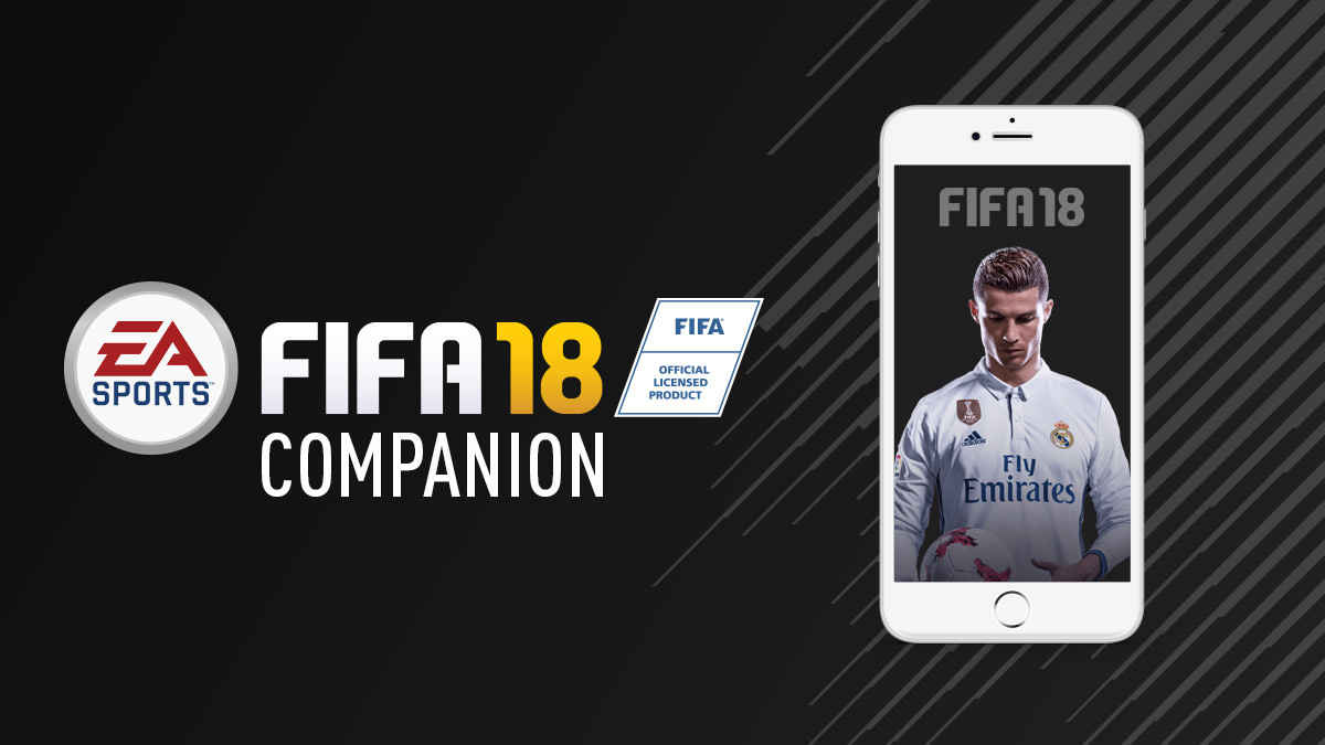 Image result for fifa 18 companion app