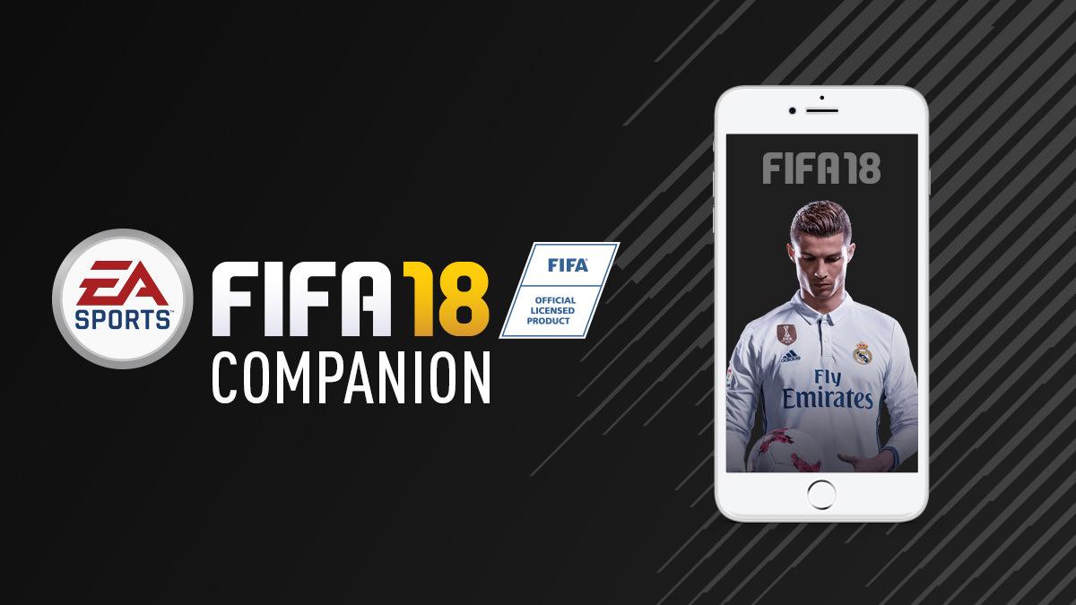 download fifa 18 application