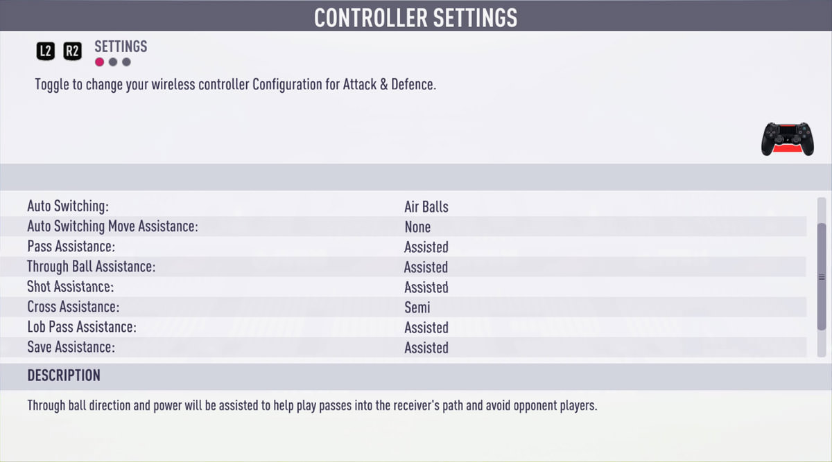 FIFA 18 Manual Controls – FIFPlay