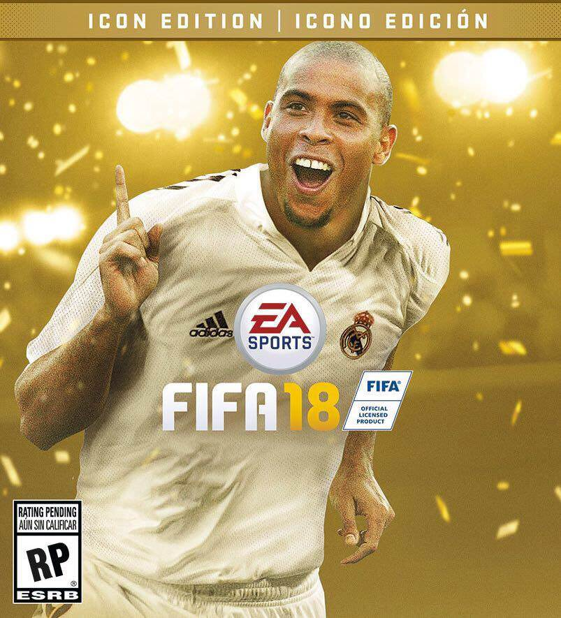 Lucas Moura Fifa 18 Card: FIFA 18 Cover