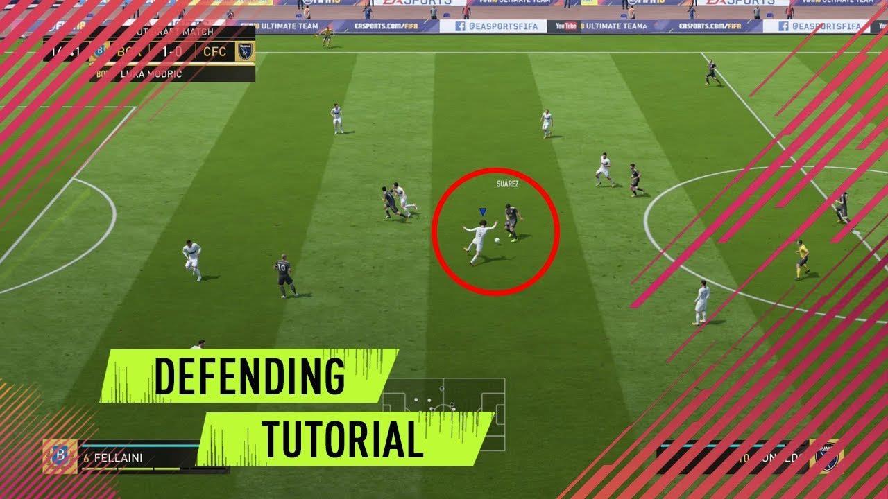 FIFA 18 Defending Tips – FIFPlay