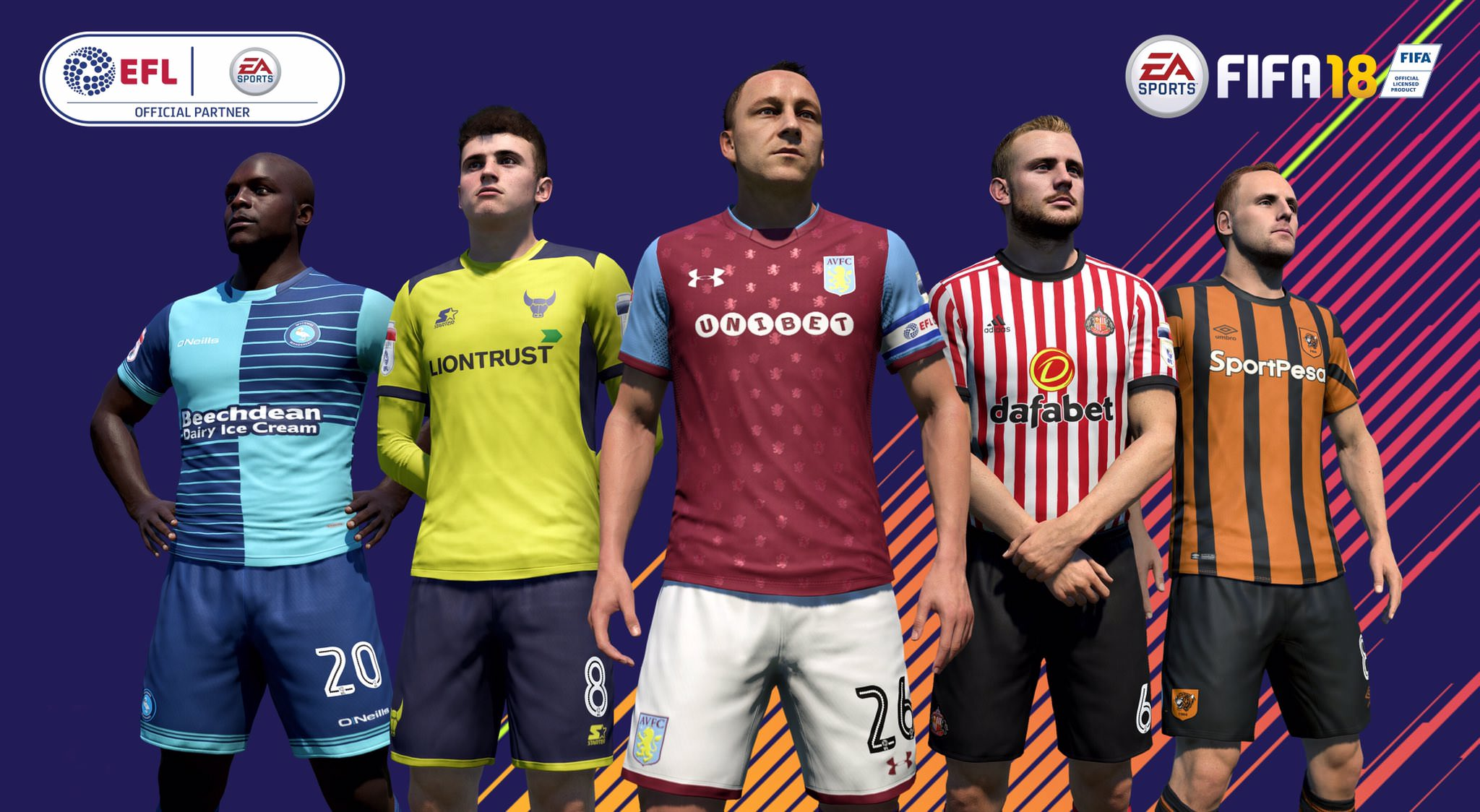 EA Sports Announces Official Partnership with EFL for FIFA 18