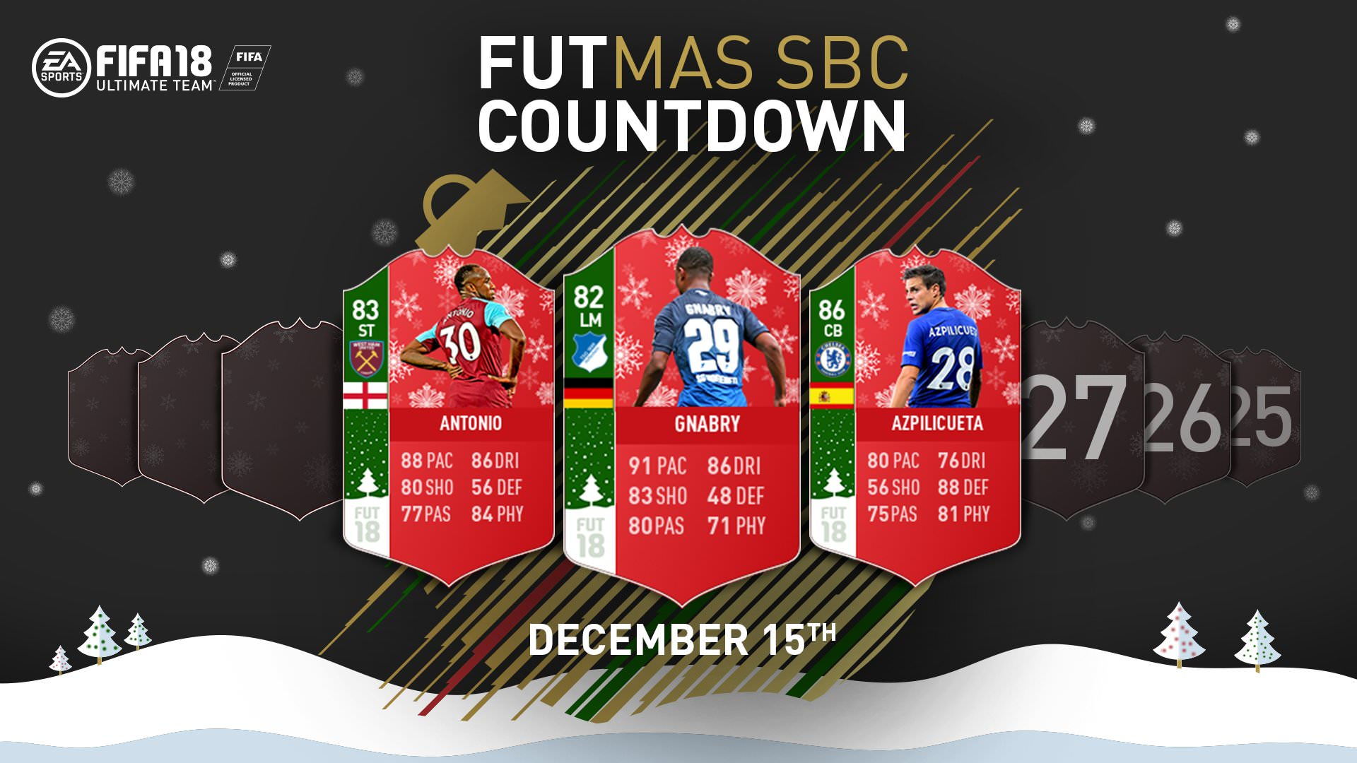 FUTmas Players